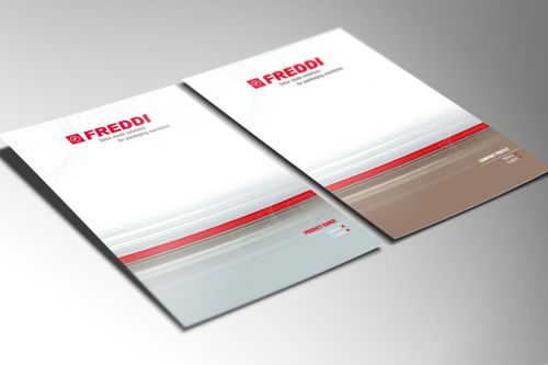 Company profile & product Folders